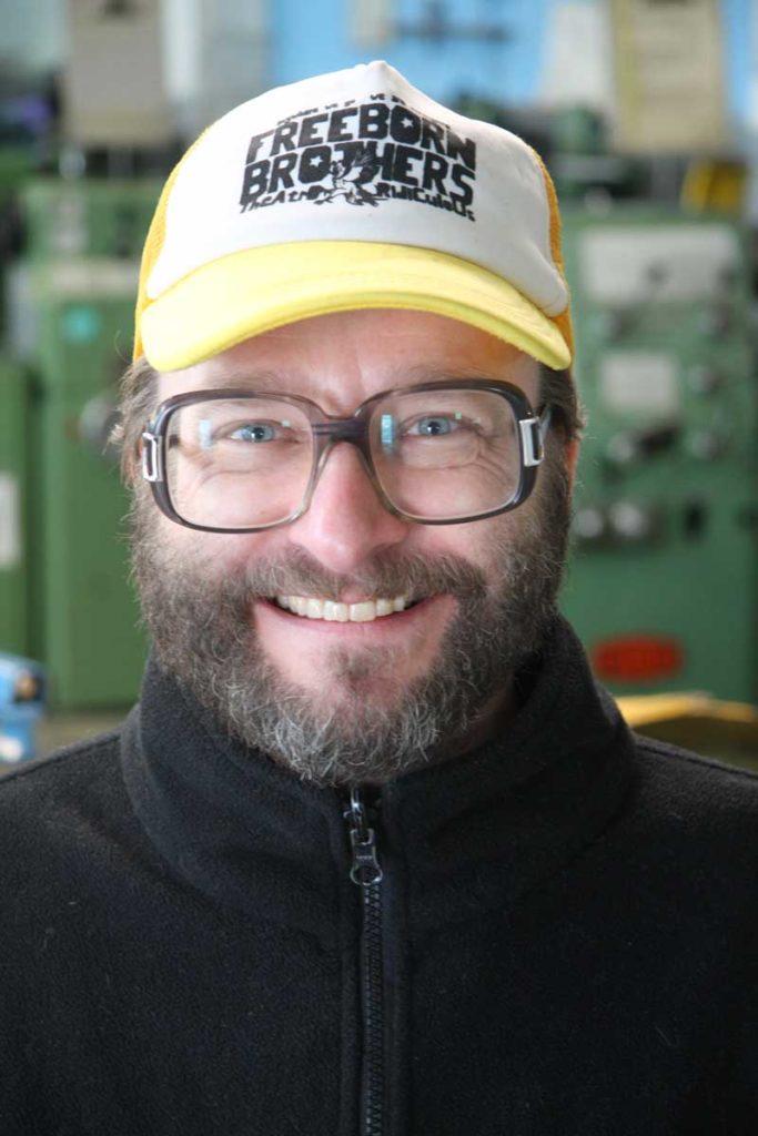 Sven Rohwer