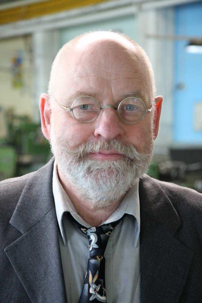 Wolfgang Mattmer