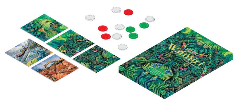 Waimiri Spiel