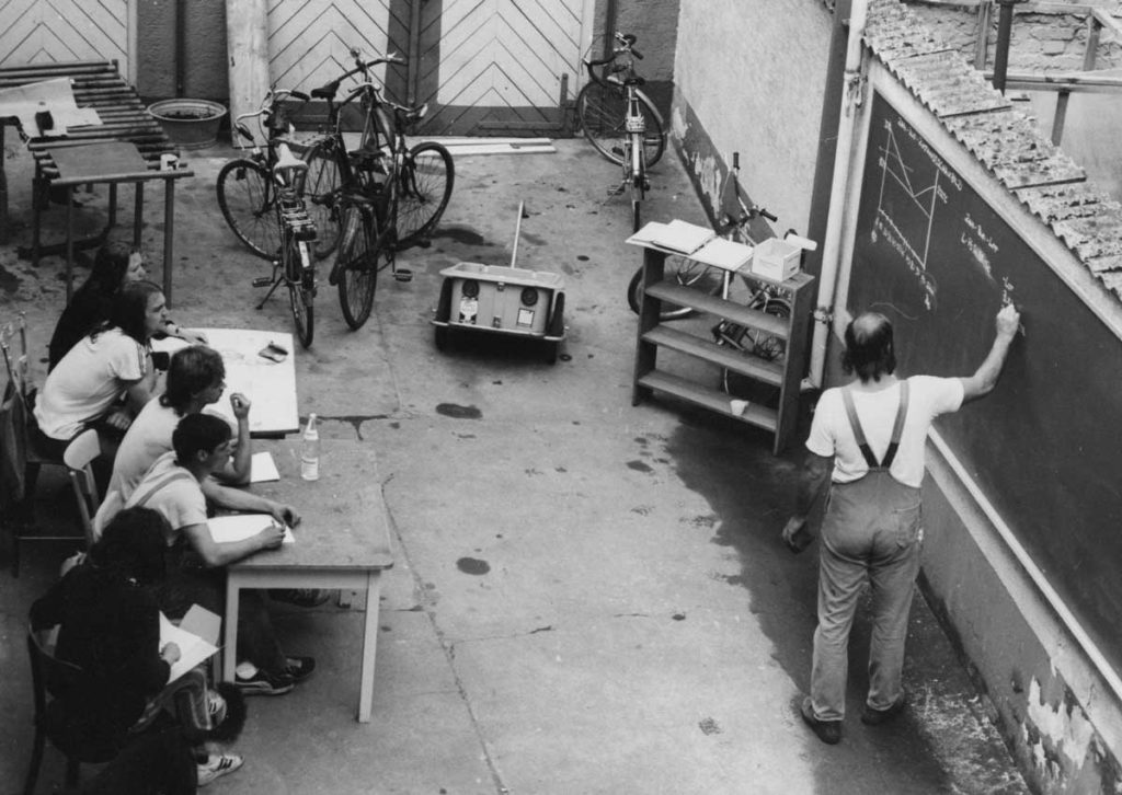 historisches Werkhof Foto