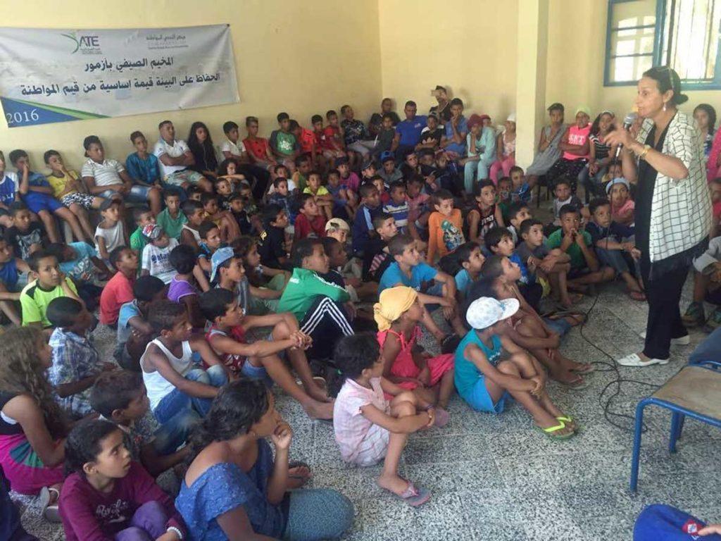 Unterricht in Marokko